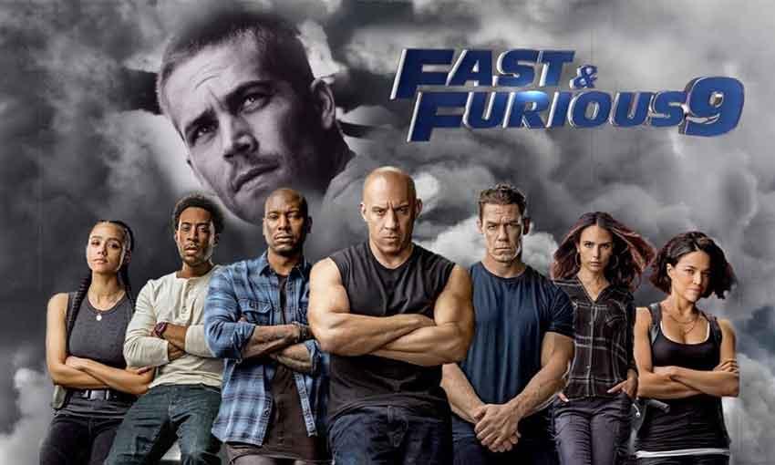 Fast and Furious 9 (2021) ภาคไทย