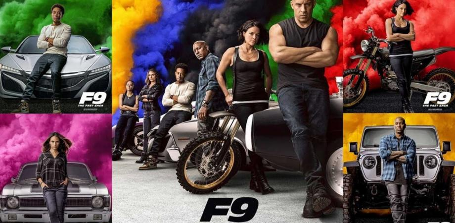 Fast and Furious 9 (2021) เต็มเรื่อง